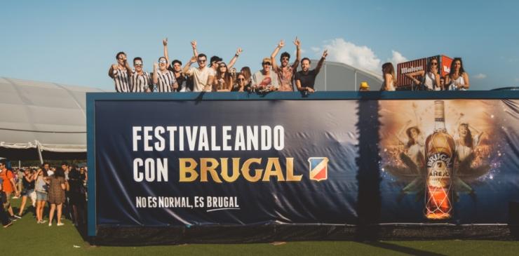 Activaciones Promocionales Paraguas
